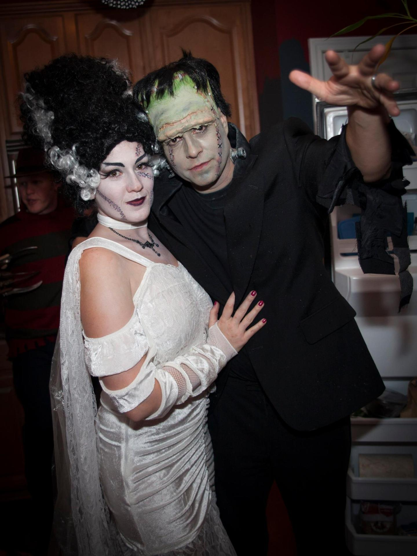 Frankenstein and his bride.jpg