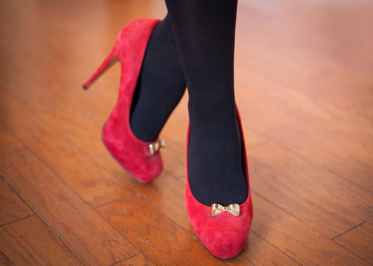 red-suede-shoes