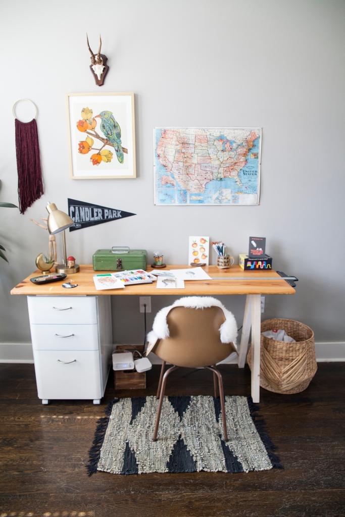 sarahs desk
