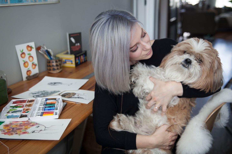 Sarah's Puppy