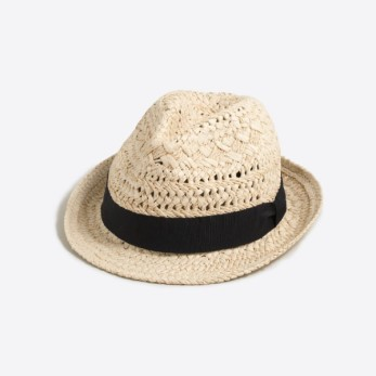 Which brings me to  2… sun hats are very hot this year in the fashion world  – floppy 126ee5b1111