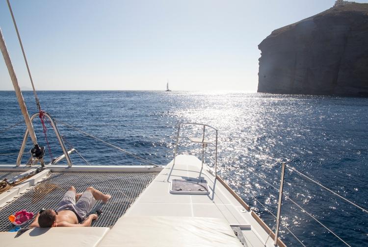 sailing Mike