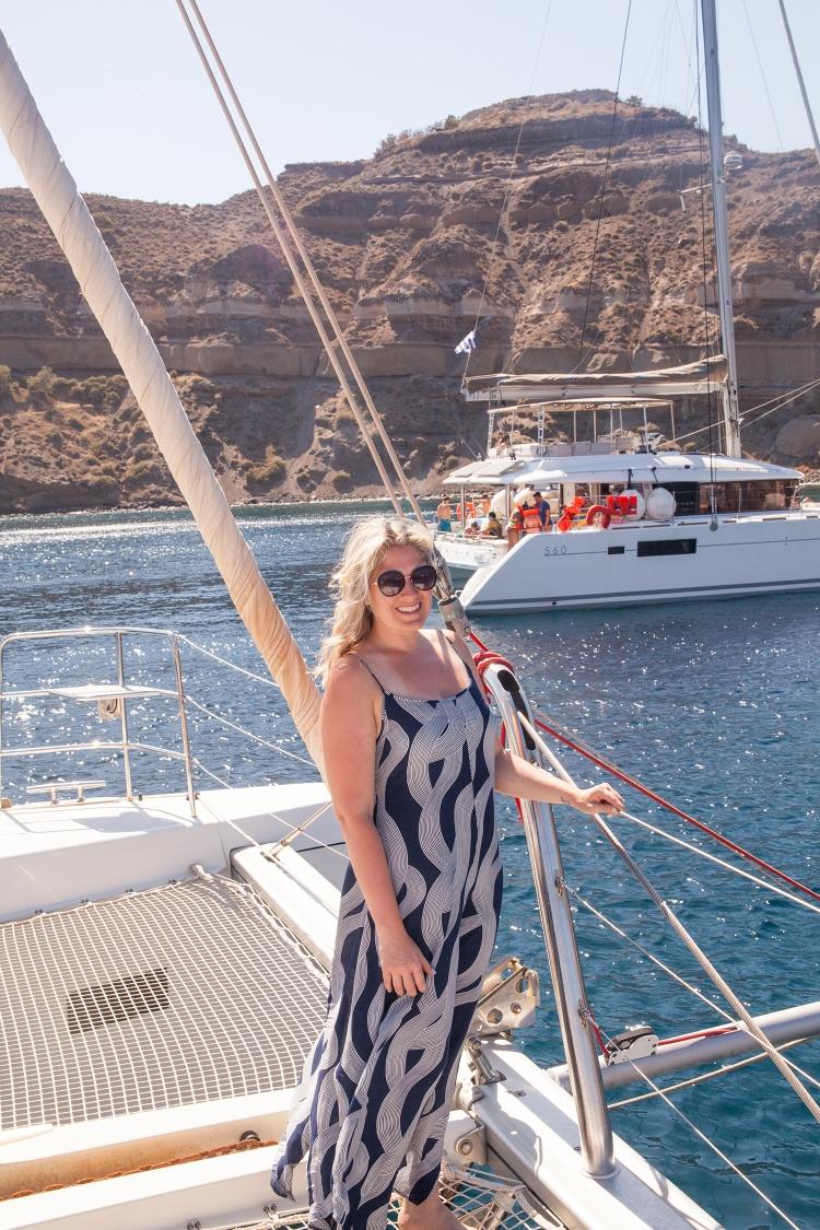 sailing Monica