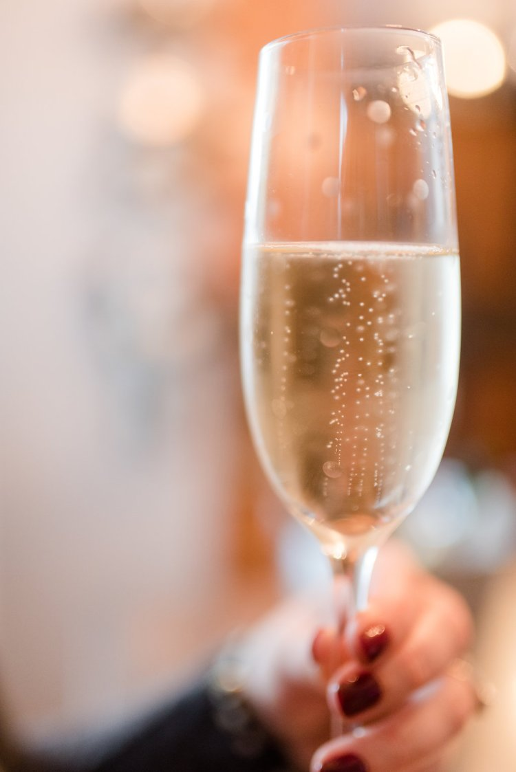 kate spade champagne flutes, polka dots, kate spade home decor