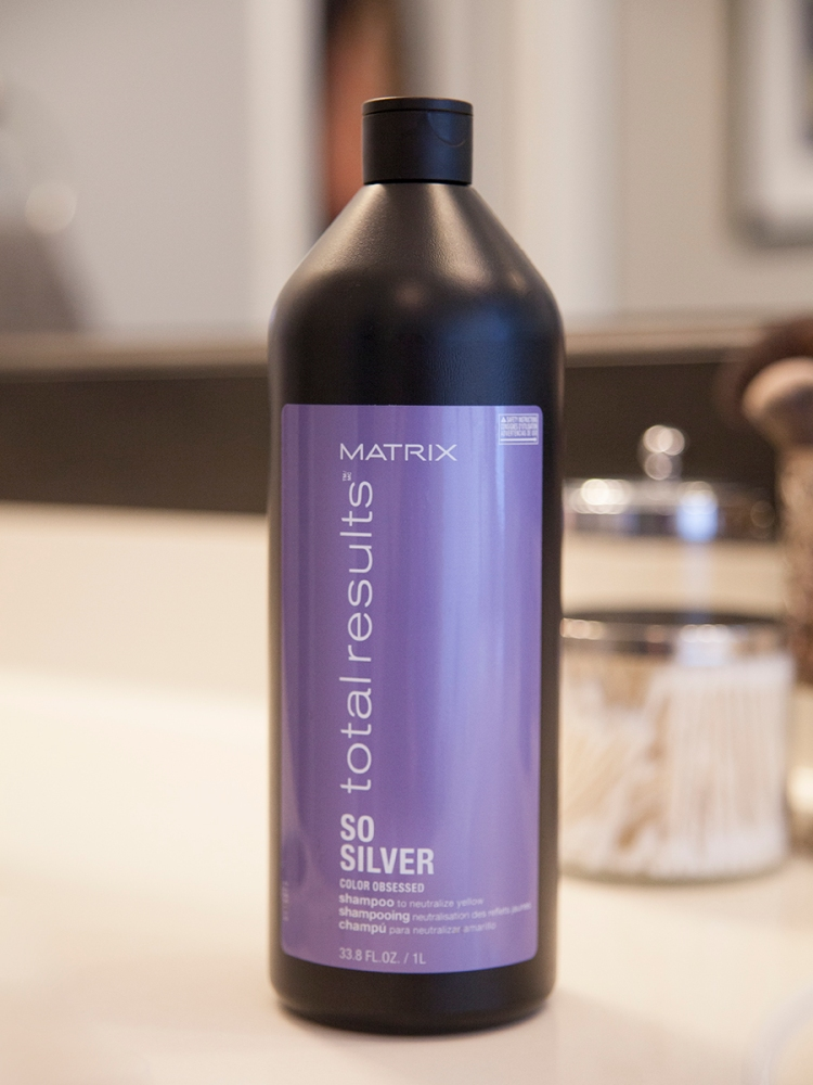 purple shampoo lovefancypants